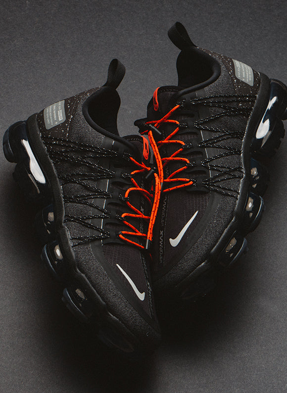 Nike Air Vapormax Run Utility Black / Reflect Silver