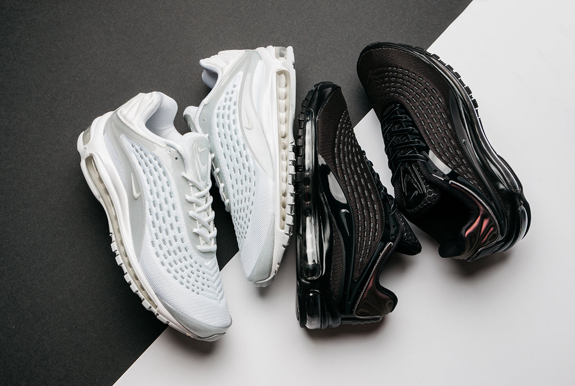 Nike Air Max Deluxe | Dark Grey & Sail