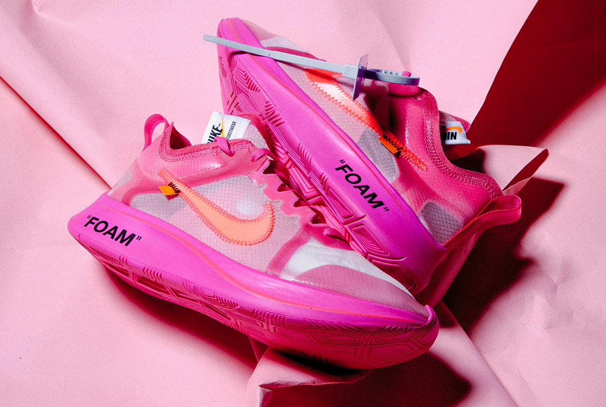 4da2dc5a62e4 Nike x Off-White The Ten  Zoom Fly Tulip Pink   Racer Pink