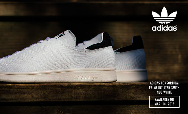 separation shoes 47326 00fe6 ADIDAS ORIGINALS STAN SMITH PRIMEKNIT NEO WHITE – Deadstock.ca