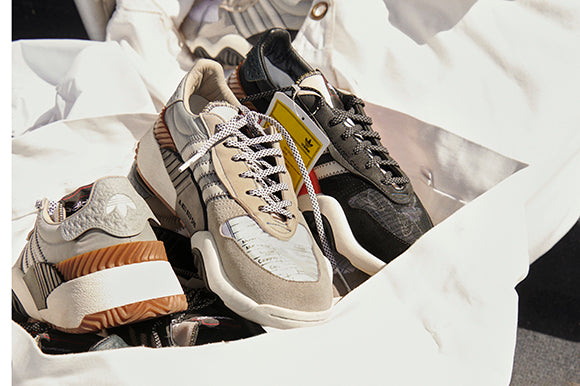 adidas Originals by Alexander Wang SS18 - footwear