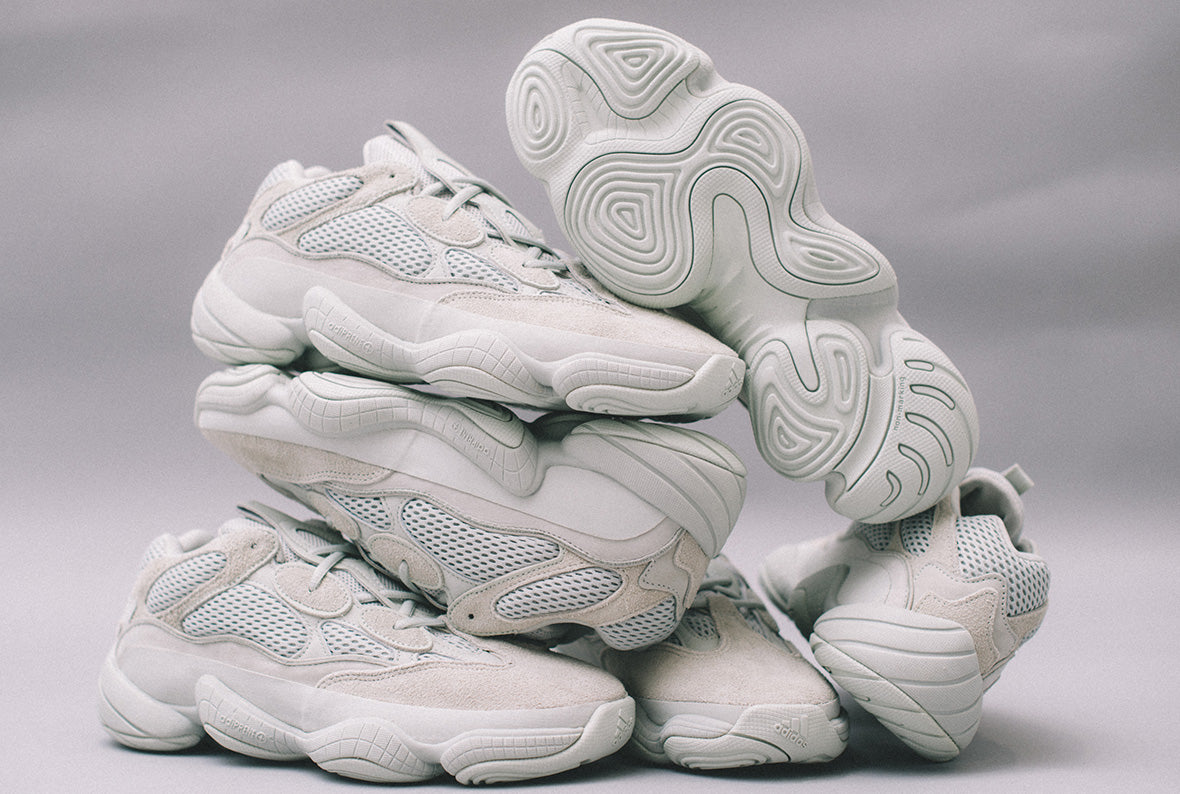 adidas Originals Yeezy 500 / Salt