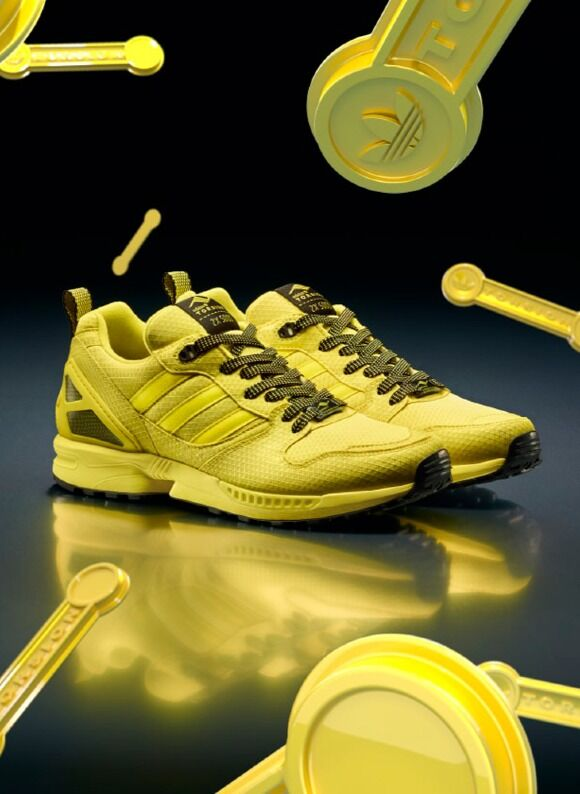 adidas AZX: T - Torsion ZX 5000 / Bright Yellow - Jan 22 (5pm)