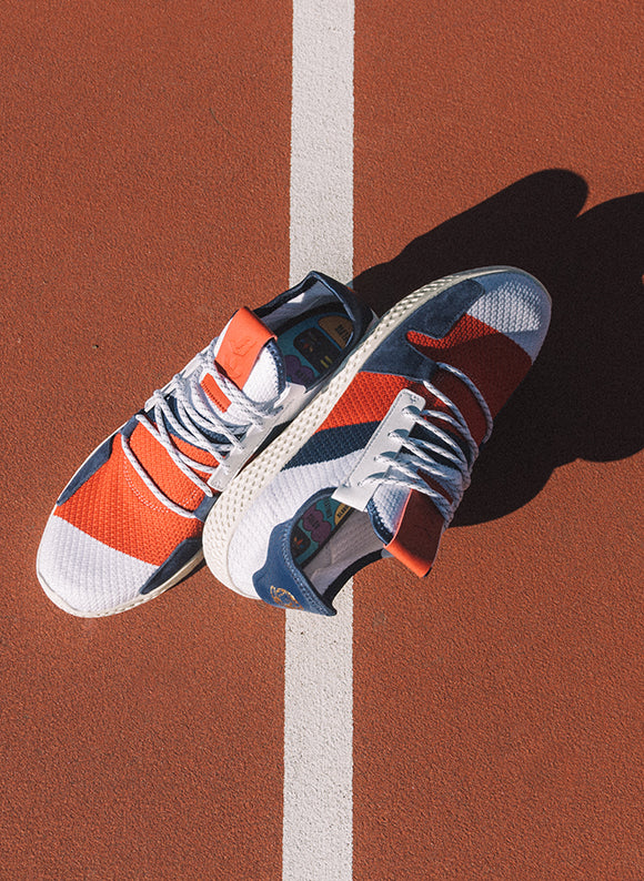 adidas Originals by BBC Tennis Hu / White