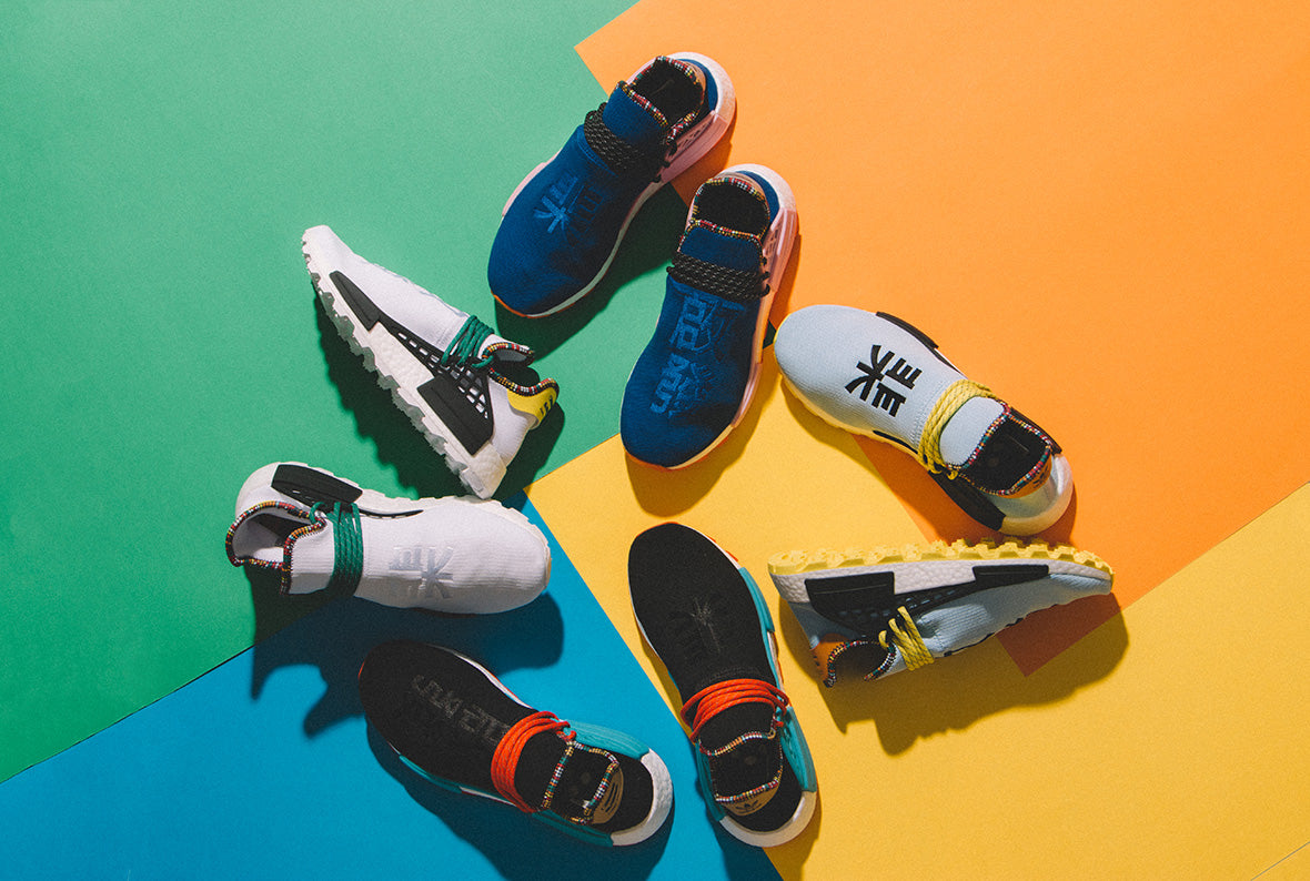 adidas by Pharrell Williams HU NMD