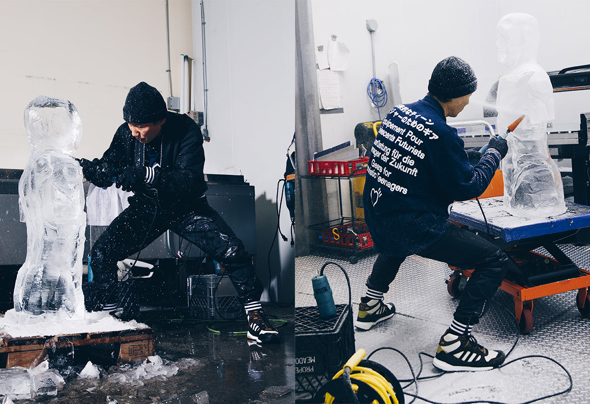 adidas by human made