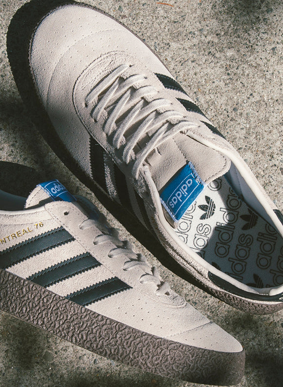 adidas Montreal '76 / Clear Brown