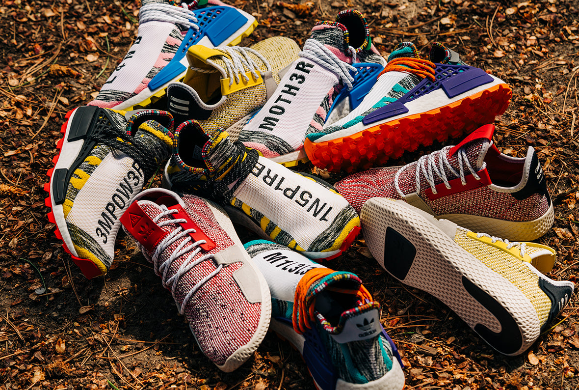 adidas Originals by Pharrell Williams | SOLARHU