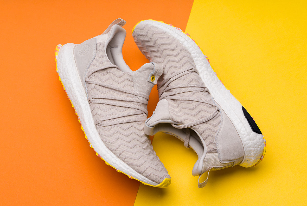 adidas Consortium x A Kind of Guise Ultraboost / Chalk White