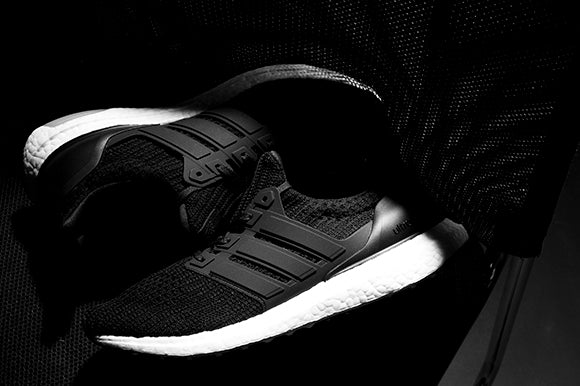 adidas UltraBoost / Core Black