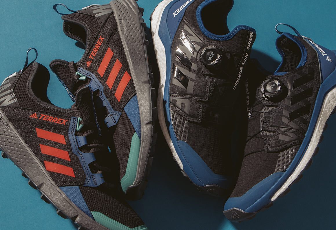 reputable site 31825 9b8d8 adidas by White Mountaineering Capsule Collection
