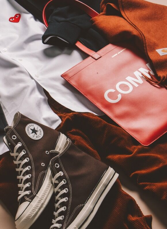new arrival looks (converse outfit grid) - jan 7 (11am)