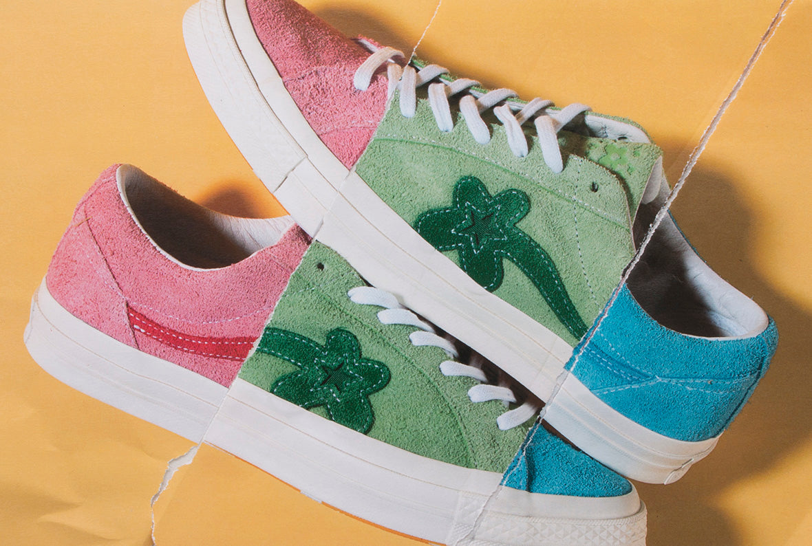 9240e84c989d98 CONVERSE ONE STAR X TYLER THE CREATOR