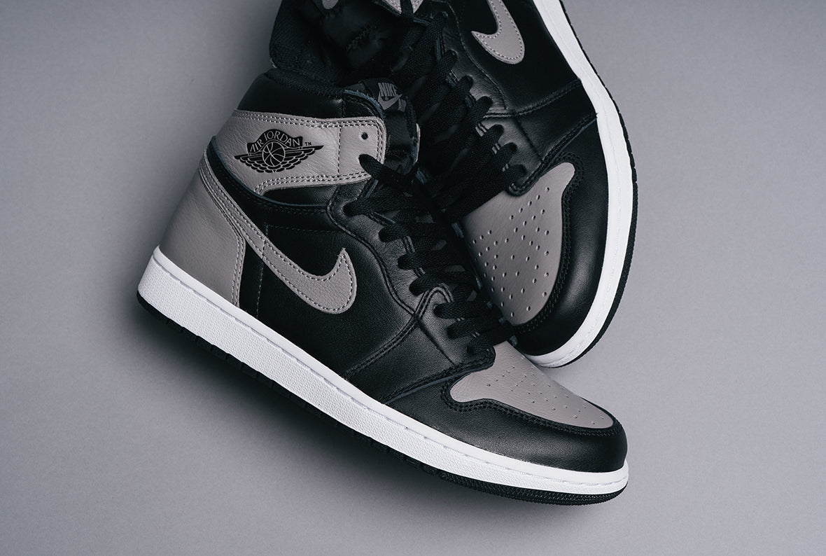 JORDAN 1 RETRO HIGH OG SHADOW / BLACK