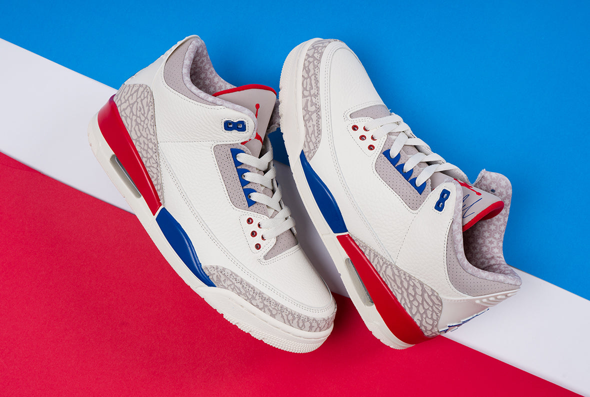 Jordan 3 Retro Sail / Sport Royal
