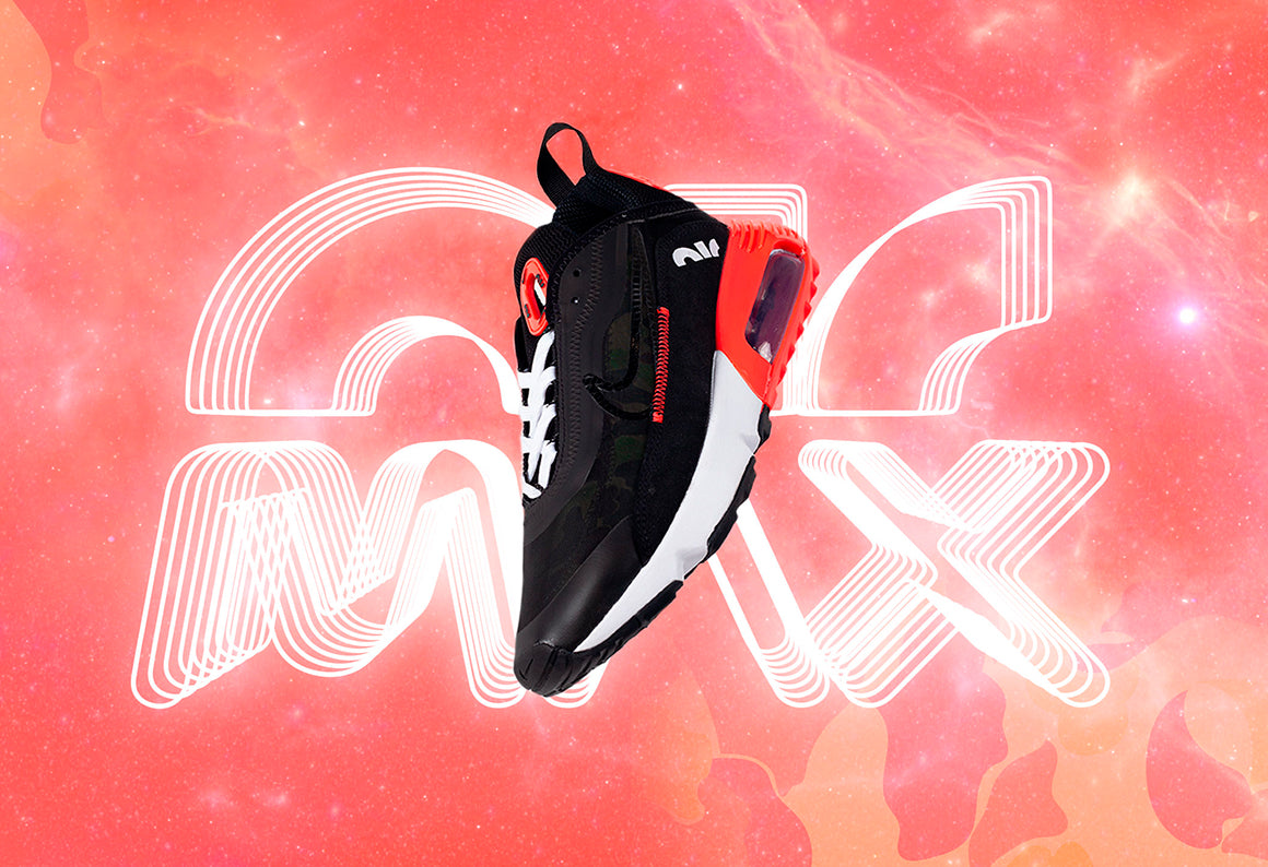 Nike Air Max 2090 SP Infrared  2