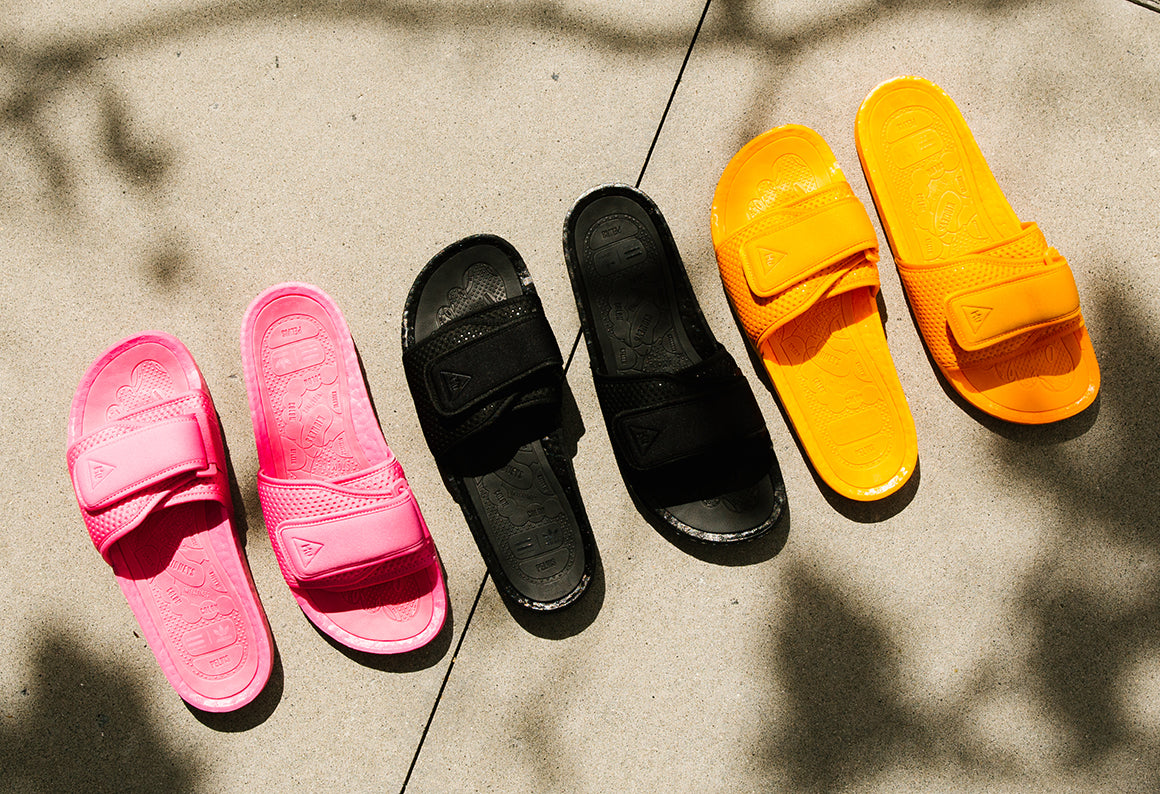 adidas by Pharrell Williams Boost Slide