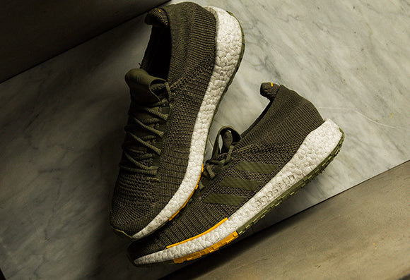 adidas Statement Monocle Pulse Boost HD MC / Raw Khaki