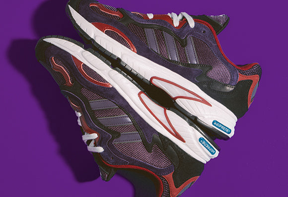 adidas Temper Run / Legend Purple