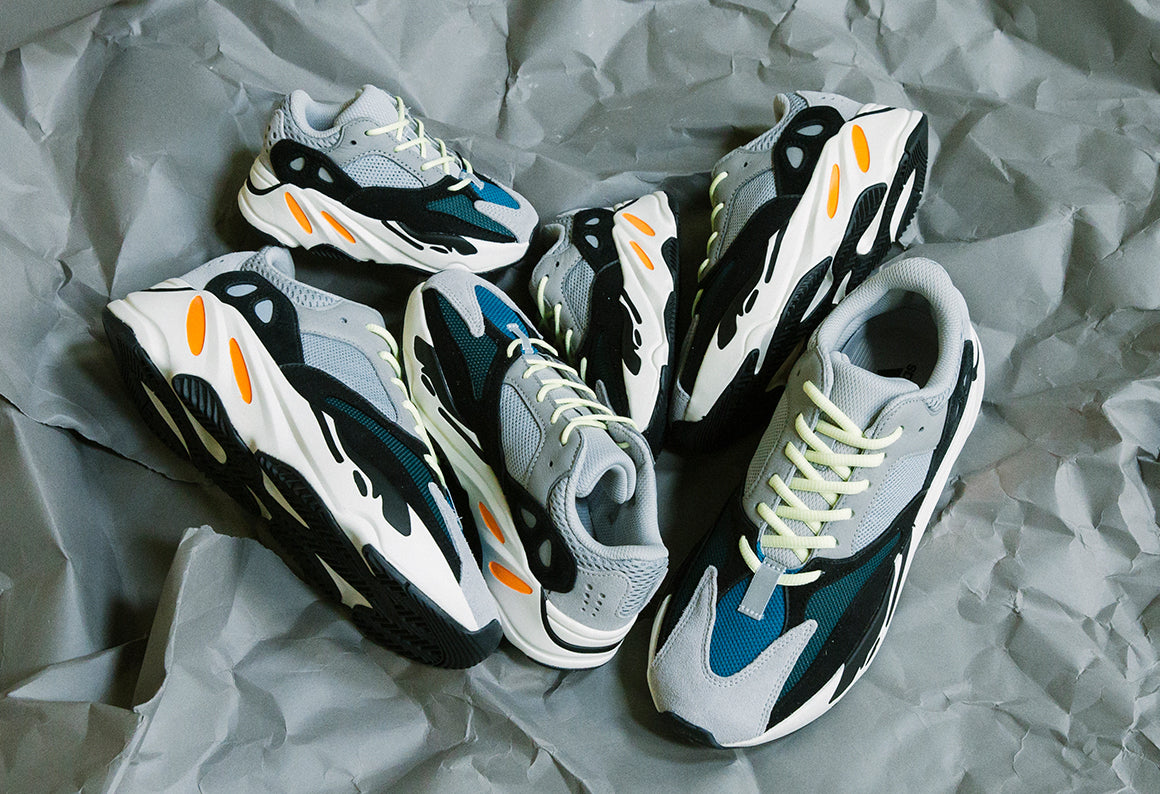 adidas Originals Yeezy Boost 700 Wave Runner / Multi Solid Grey