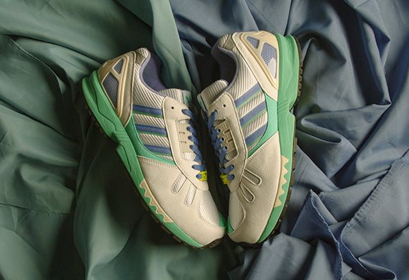 adidas ZX 7000 OG Pack White / Lilac (FU8404)