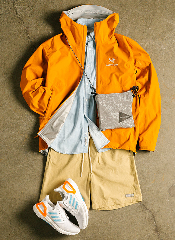 arcteryx outfit grid
