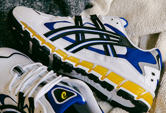 reputable site 08198 1bcea Asics Gel-Kayano 5 360   White