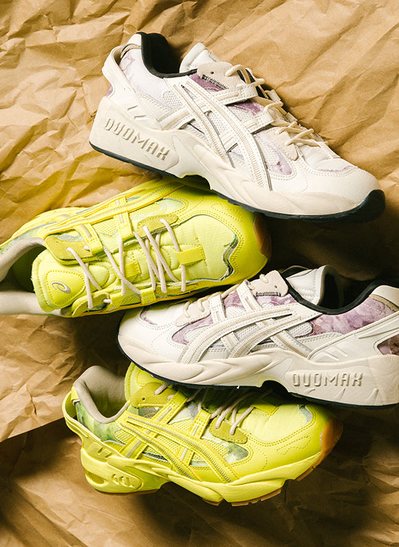 ASICS Gel-Kayano V OG Re-Constructed