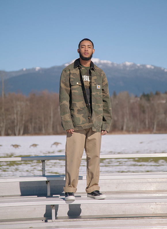 CARHARTT SPRING 19 OUTFIT