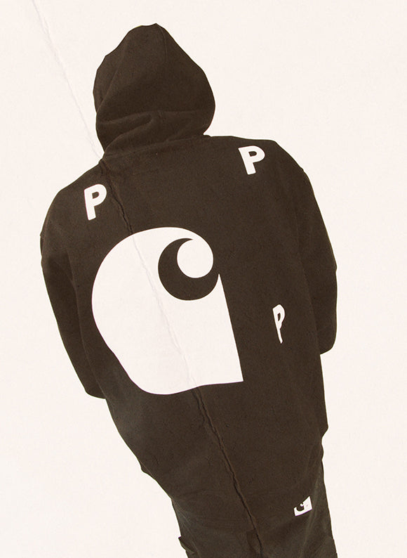 pop trading company x carhartt wip capsule collection