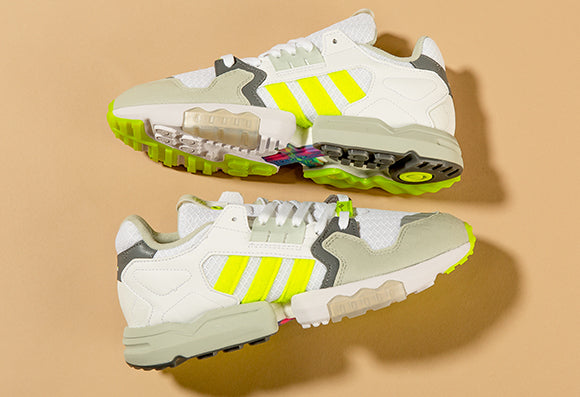 adidas Consortium Footpatrol ZX Torsion / White (EF7681)