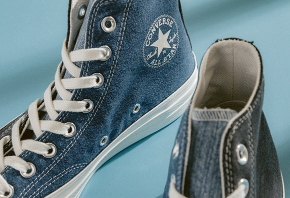 Converse Chuck 70 Hi Renew Dark Denim / Light Denim