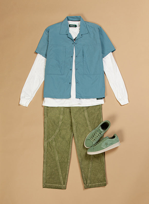 converse spring outfit