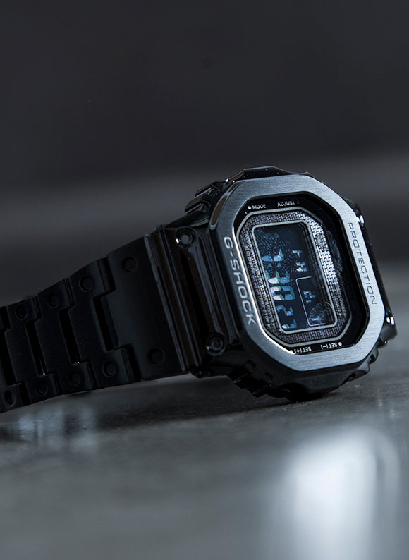 G-Shock Full Metal GMWB5000GD / Black