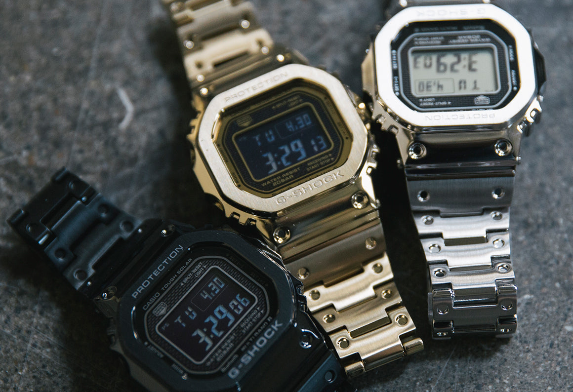G-Shock GMW-B5000 Full Metal