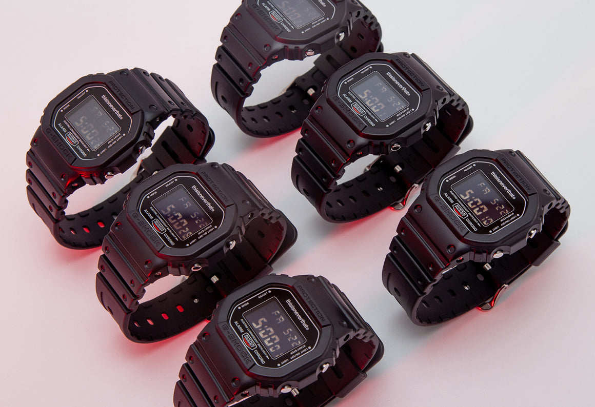 g-shock x thisisneverthat