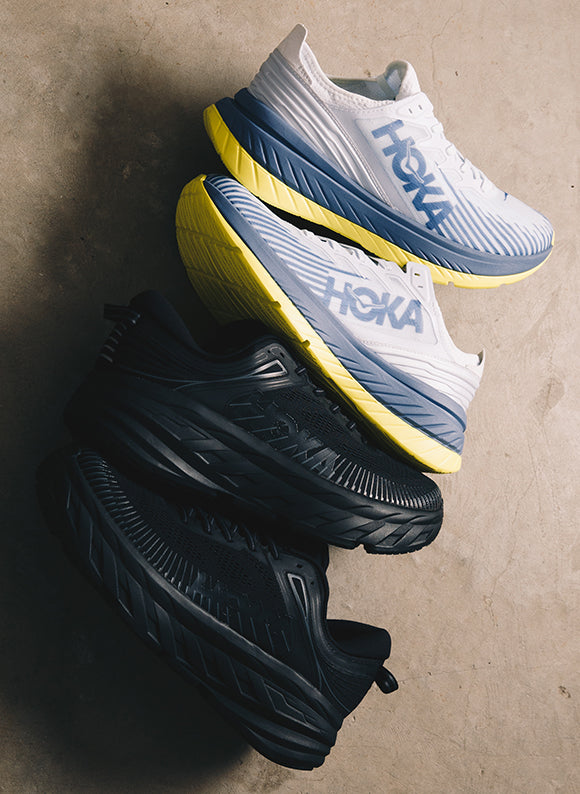 hoka one one running