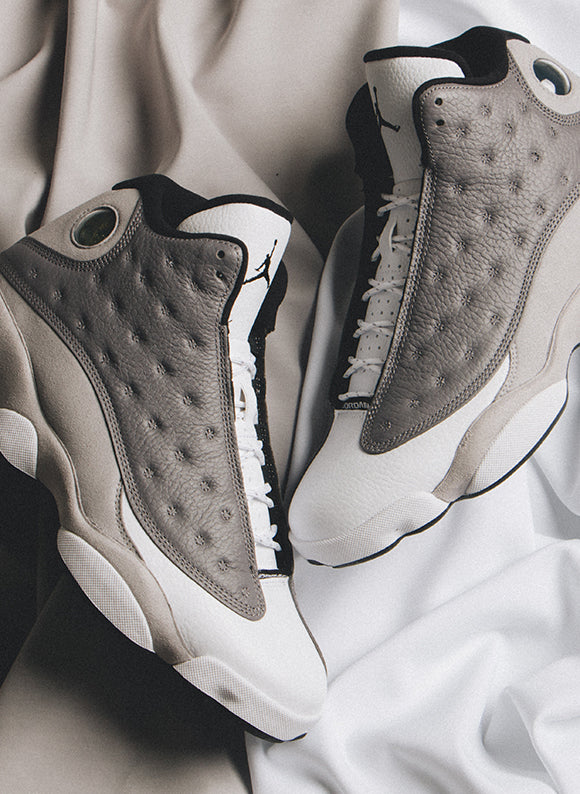 Jordan 13 Retro Atmosphere Grey / Black