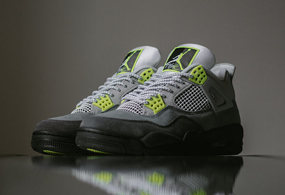 Jordan 4 Retro LE / Cool Grey