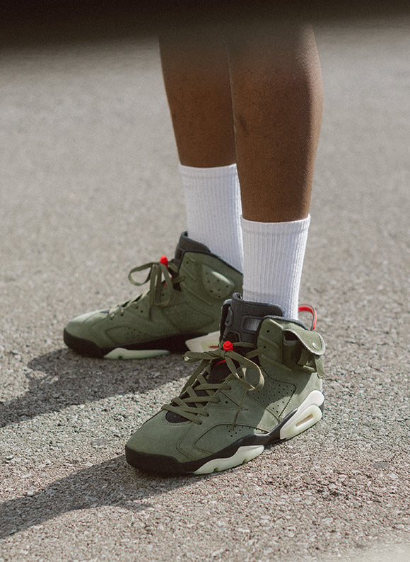Jordan 6 Retro SP x Travis Scott