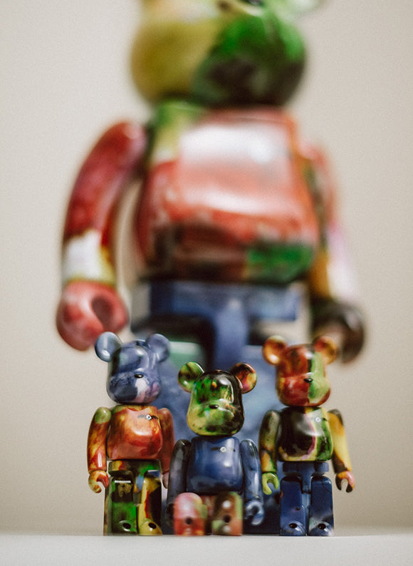 Medicom Toy BE@RBRICK Pushead
