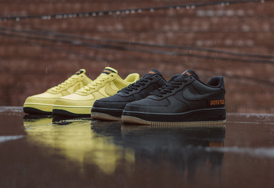 Nike Air Force 1 GTX Dynamic Yellow / Black