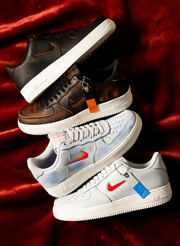 nike af1 premium home and away