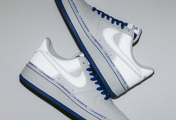 Nike Air Force 1 '07 MTAA QS White / Black (CQ0494-100)