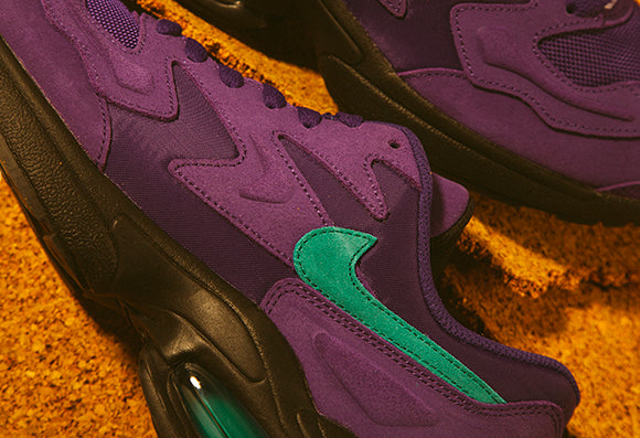 Nike Air Max 2 Light Court Purple / Spirit Teal