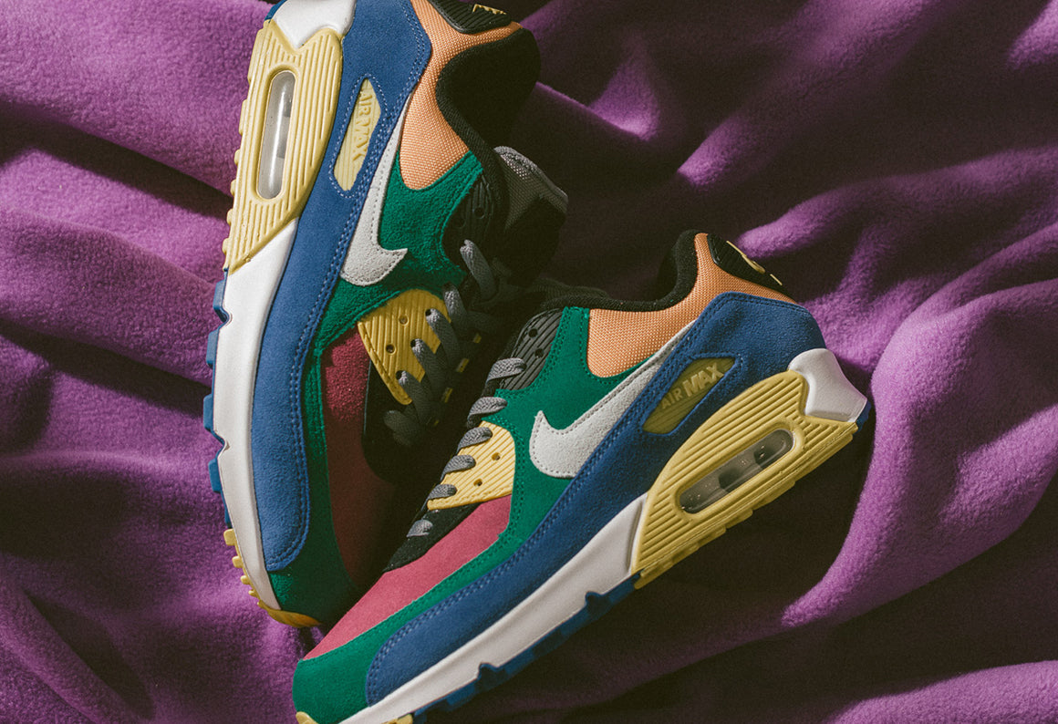 Nike Air Max 90 QS Lucid Green / Barely Green (CD0917-300)