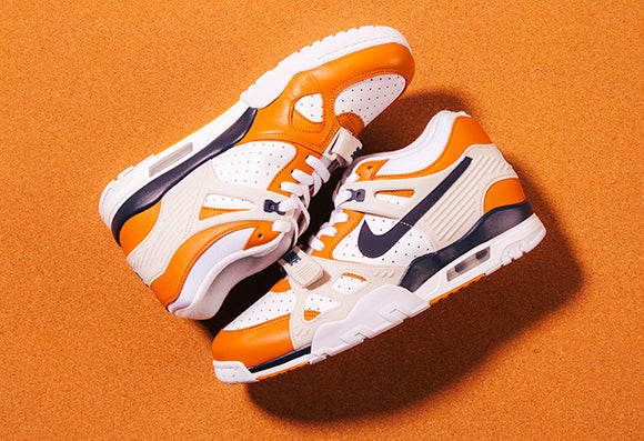 Nike Air Trainer 3 QS White / Midnight Navy - Ginger (CJ1436-100)