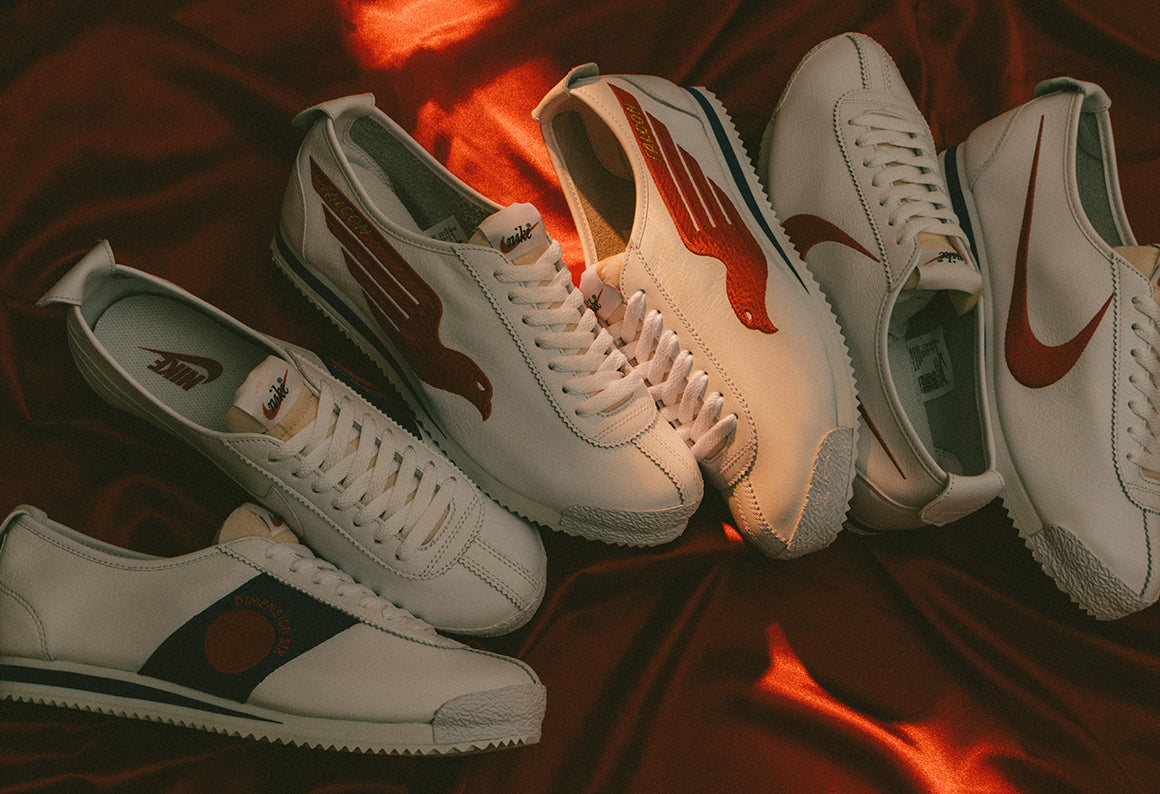 Nike Cortez '72 Shoe Dog Pack