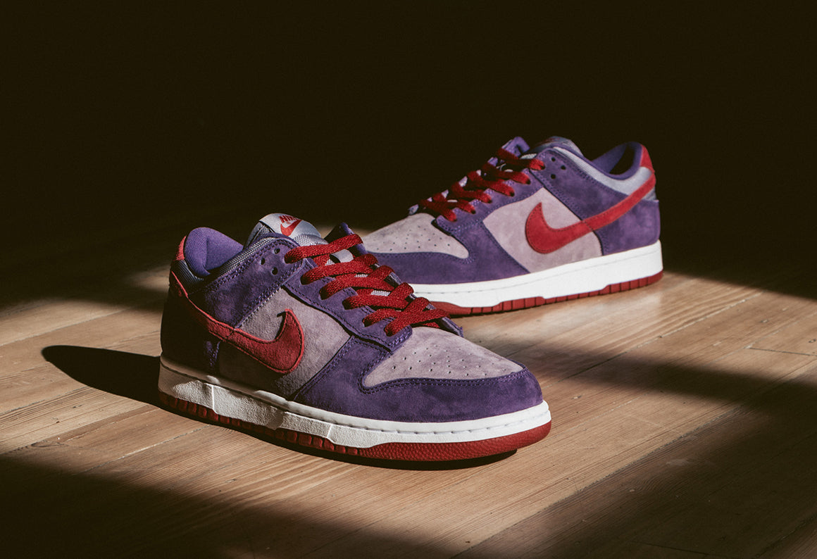 Nike Dunk Low Special Edition Daybreak / Barn-Plum