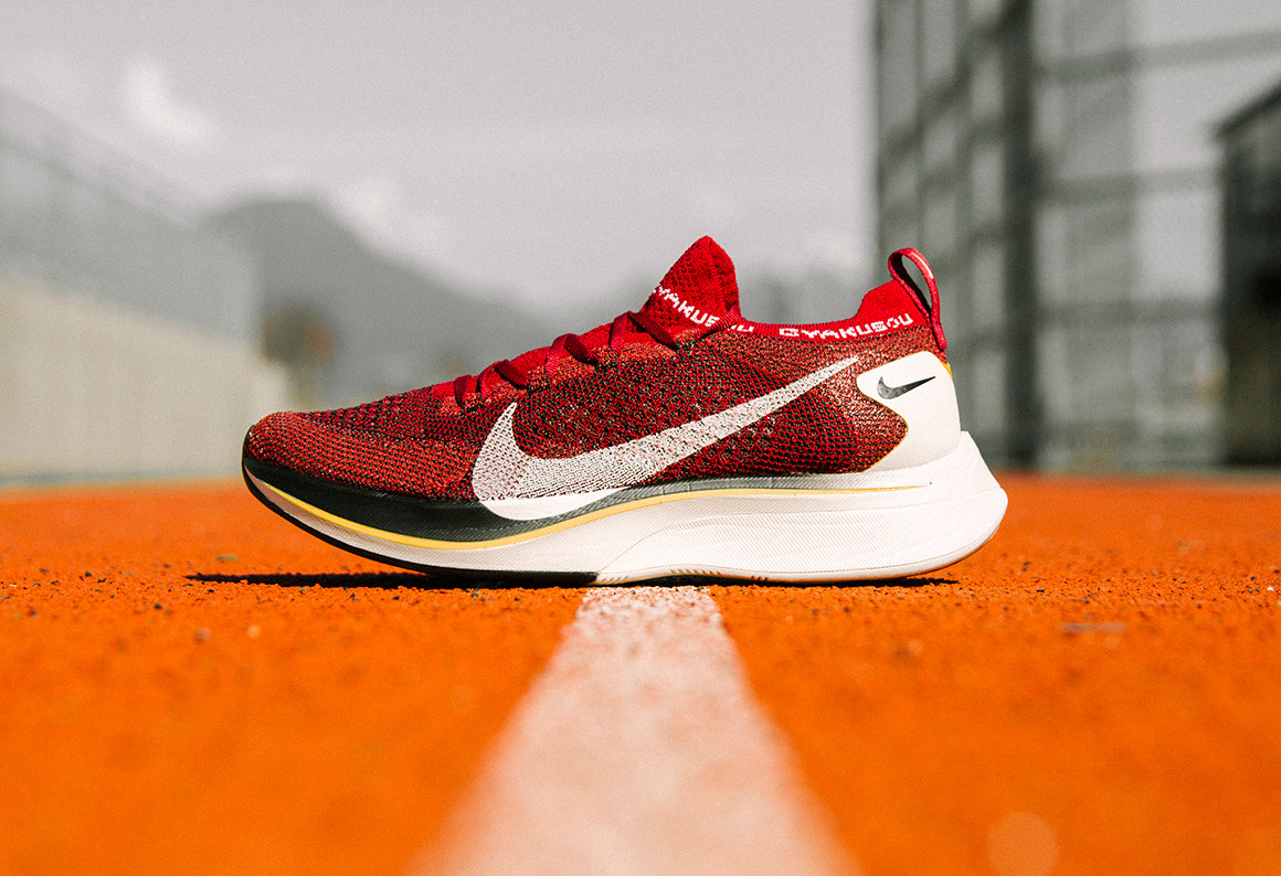Nike Gyakusou Vaporfly 4% Team Red / Sail